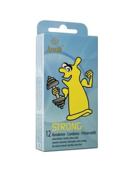 Preservativos Strong - 12 Unidades - PR2010318595