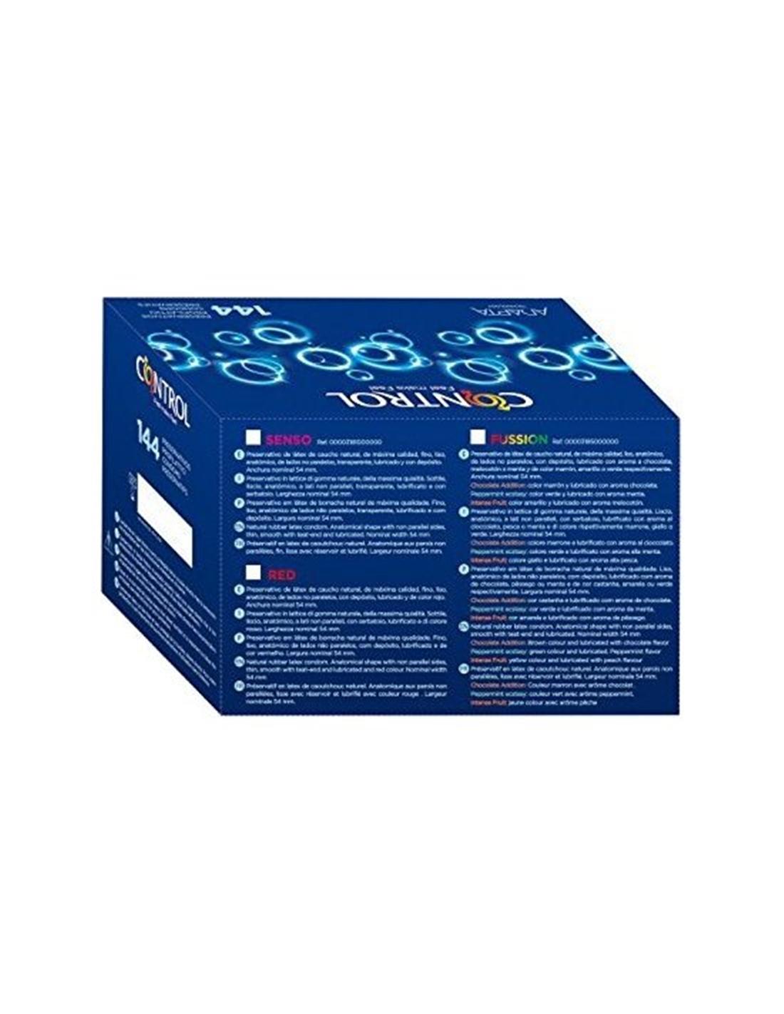 Preservativos Control Morango Caixa Profissional 144 Uds - PR2010346619