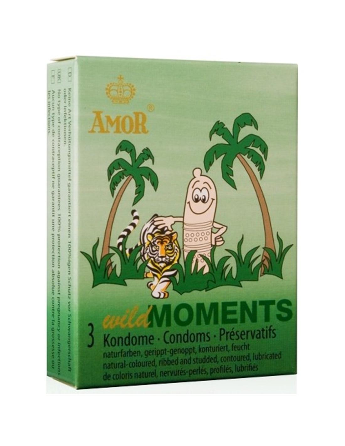 PR2010323547 - Preservativos Wild Moments - 3 Unidades-PR2010323547