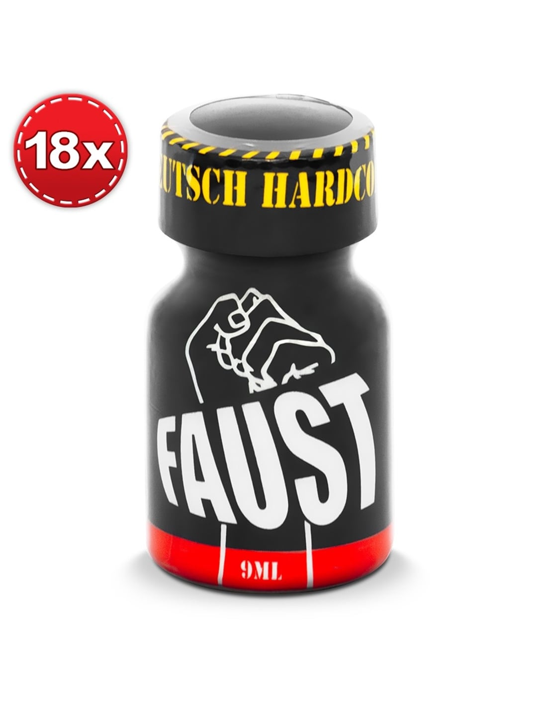 Pack com 18 Faust Poppers - 9ml - PR2010334024