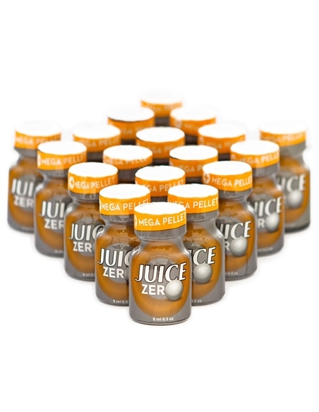 Pack com 18 Juice Zero Poppers - 9ml - PR2010334028