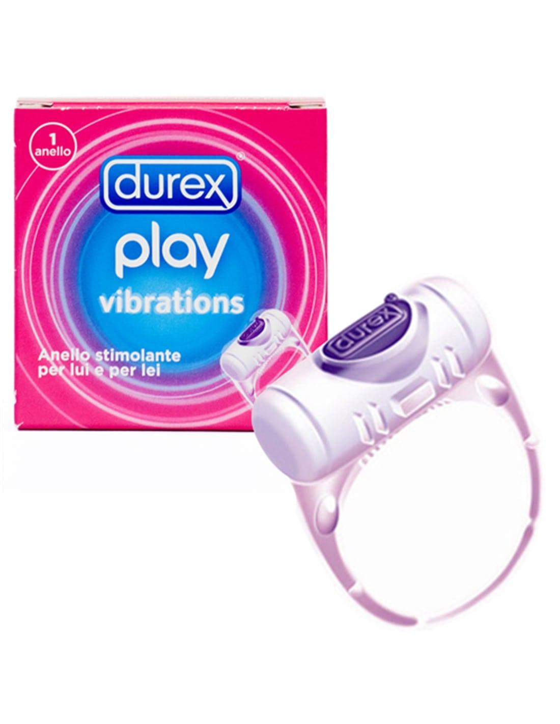 Anel Vibratório Durex Play Vibrations - PR2010307564